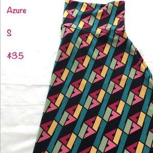 LuLa Roe Azure skirt
